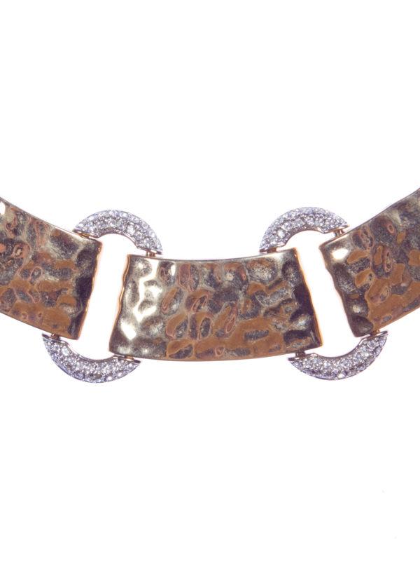 Колье «Античное золото» 2