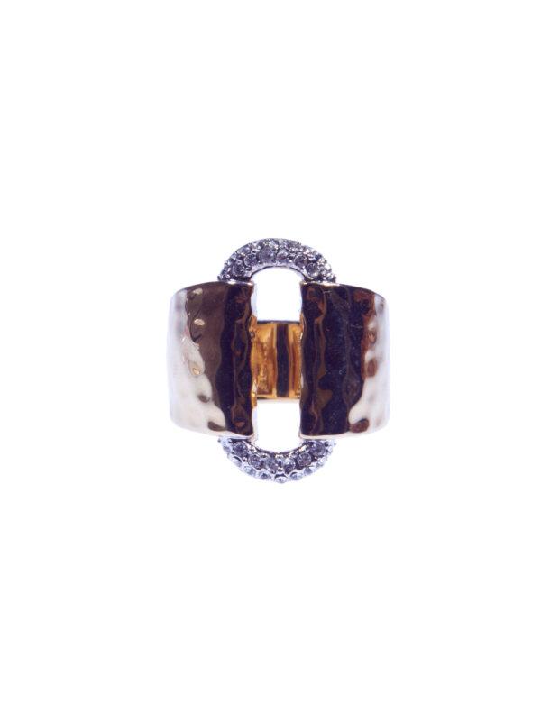 Кольцо «Античное золото» 3
