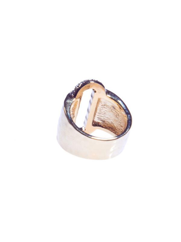 Кольцо «Античное золото» 2