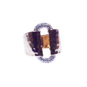 Кольцо «Античное золото»