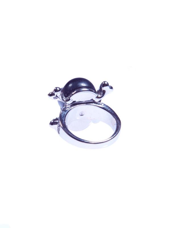 Кольцо «Розовый опал» 2