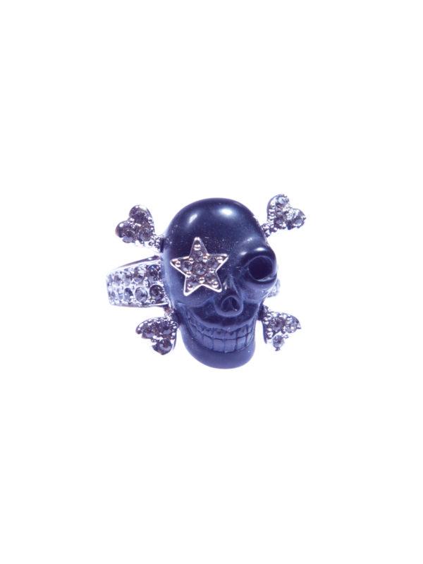 Кольцо «Череп» 2