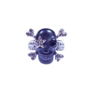 Кольцо «Череп»