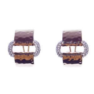 Серьги «Античное золото»